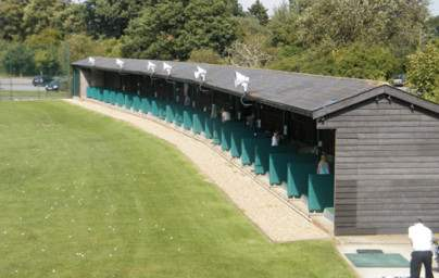 28 Bay Floodlit Driving Range..