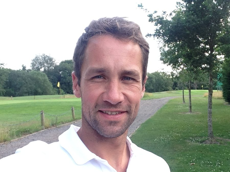 Bruce Whalley Golf Professional at Burgess Hill Golf Centre