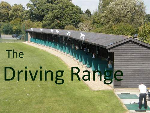 Burgess Hill Golf Centre Driving Range