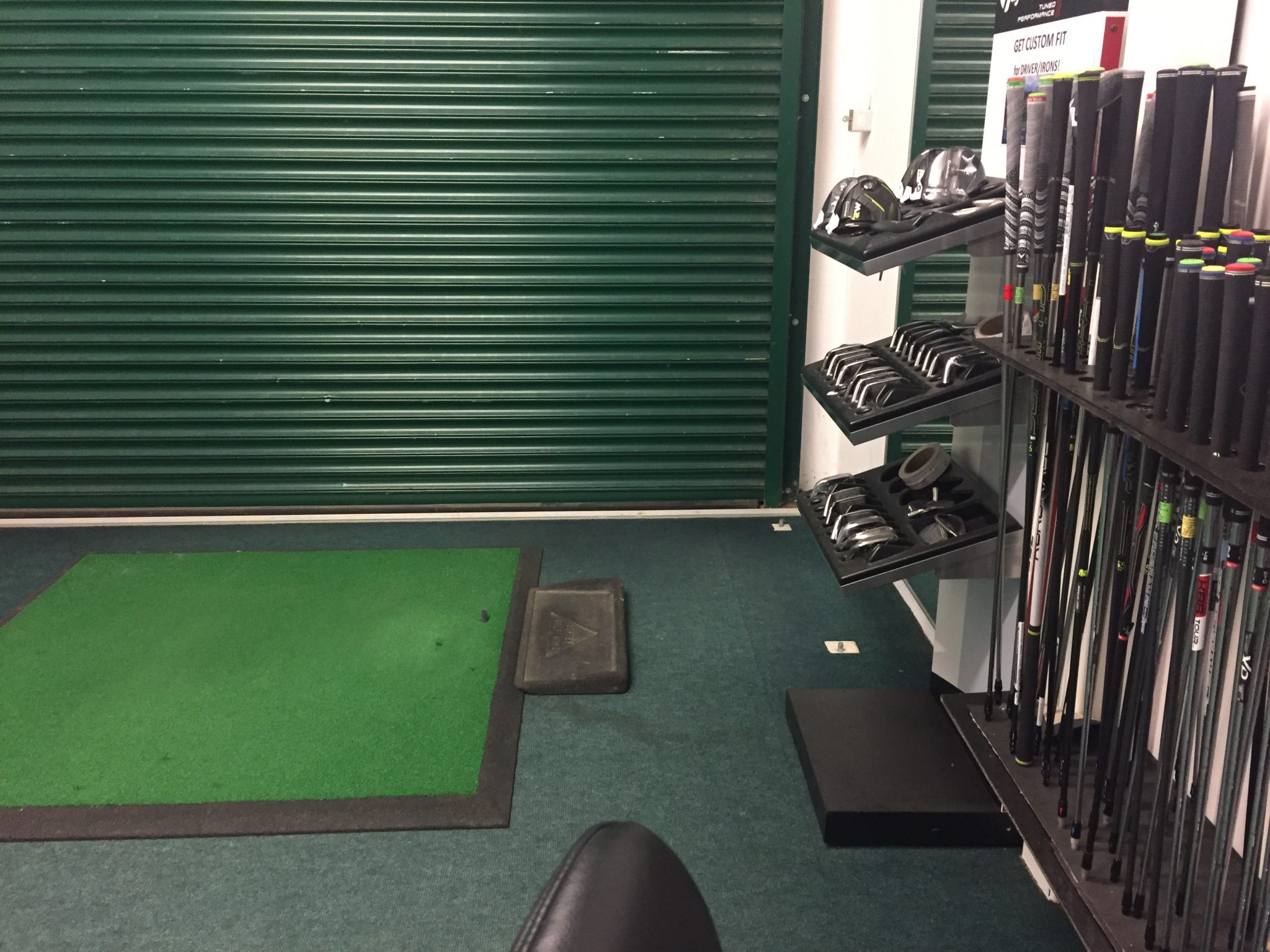 Burgess Hill Golf Centre Fitting Studio