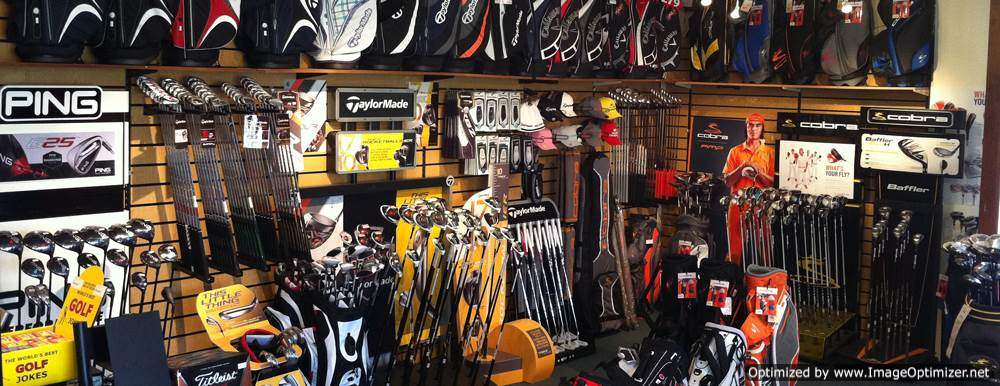 Burgess Hill Golf Shop