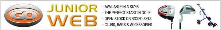 Go Junior Web Golf Equipment