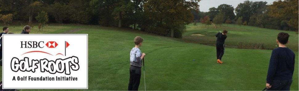 HSBC Golf Roots at Burgess Hill Golf Centre