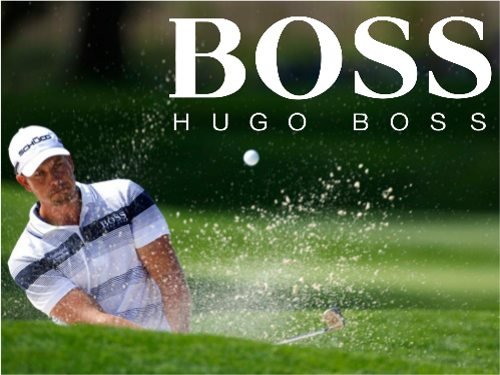 Hugo Boss Golf Clothing