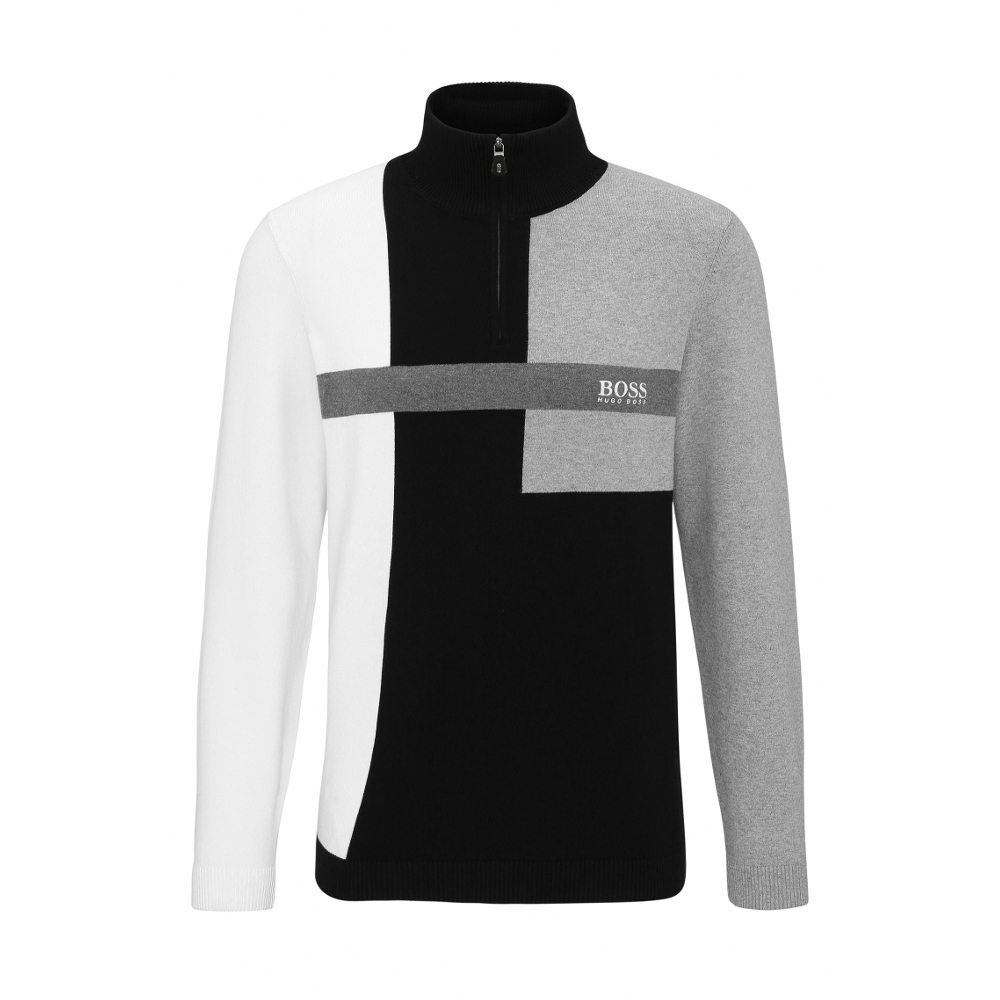 ef5711607f Hugo Boss Zelchior Pro F17 Black – The Burgess Hill Golf Centre