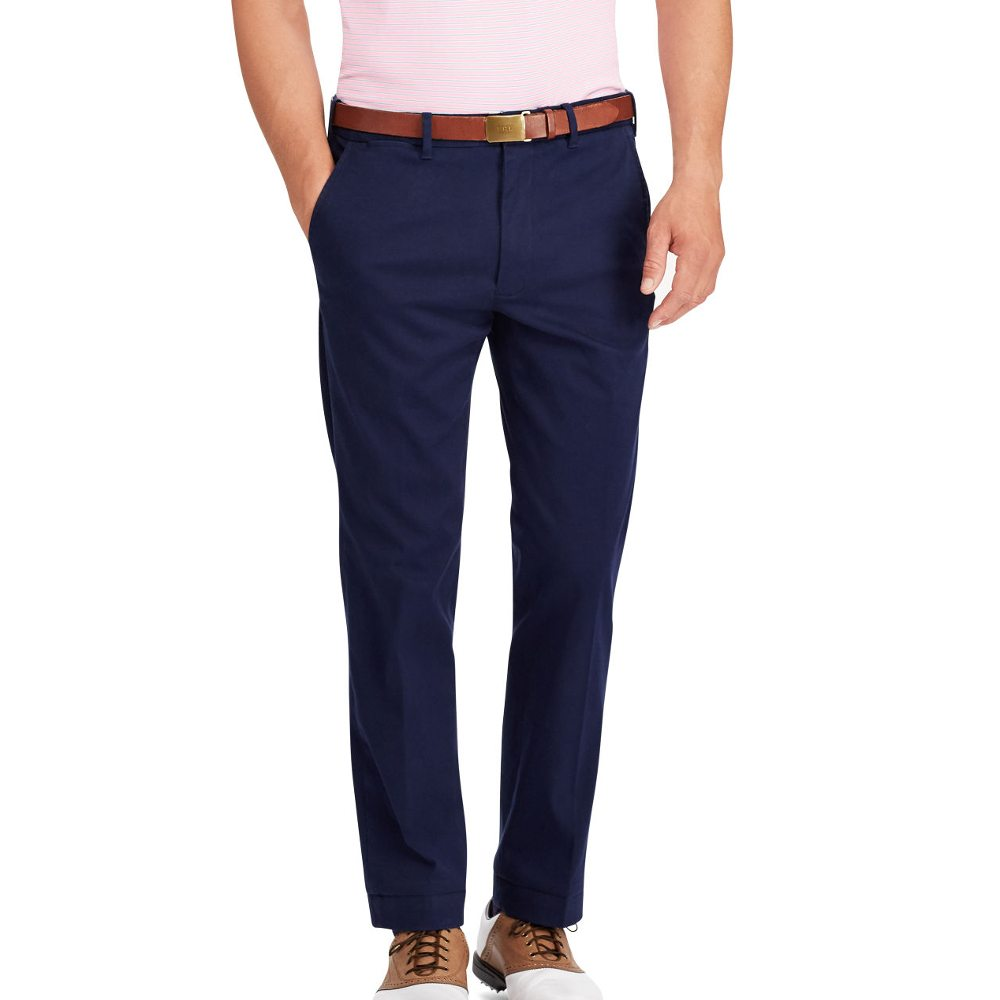 RL Chino Trousers Navy