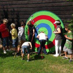 Saturday Junior Lessons at Burgess Hill Golf Centre
