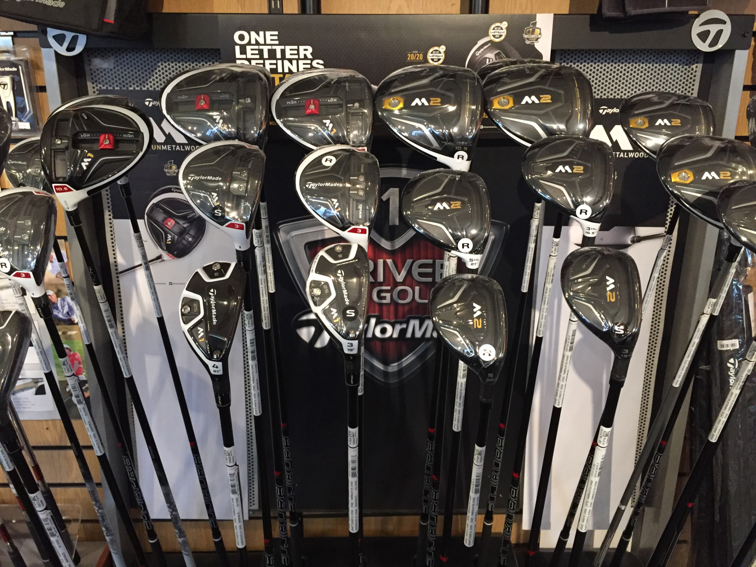 Taylormade M1 and M2 Stockist