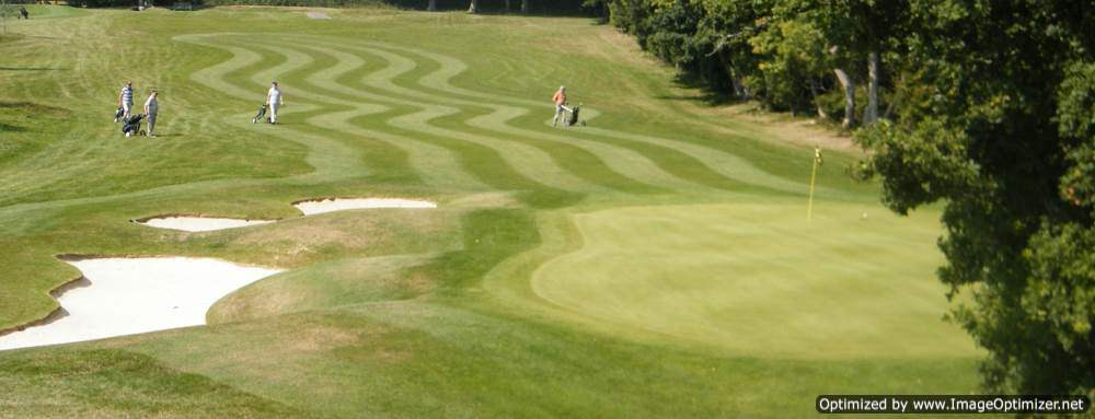The Burgess Hill Golf Course